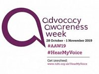 Advocacy Awareness Week