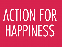 Take Action in April to be Happier