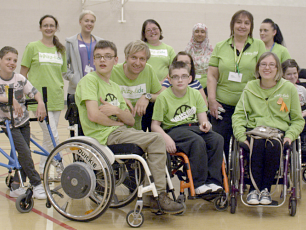 Whizz-Kidz Sheffield Ambassador Club