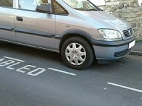 Petition Over Disabled Parking Bays in Sheffield