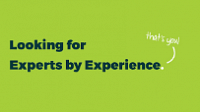 Social Work England Are Looking for Experts by Experience