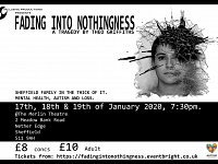 Fading into Nothingness at the Merlin Theatre