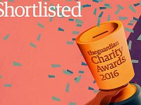 Disability Sheffield Shortlisted for the Guardian Charity Awards
