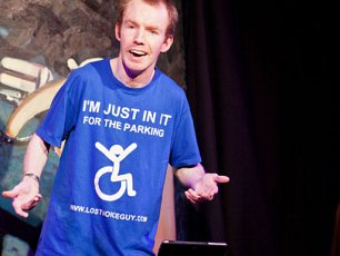 Britain's Got Very Funny Disabled Talent