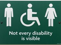 ASDA, Tesco & Morrisons Introduce New Accessible Toilet Signs Recognising 'Hidden' Disabilities