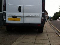 MPs Recommend Ban on Pavement Parking